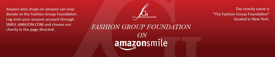 Fashion Group Foundation on Amazon Smile