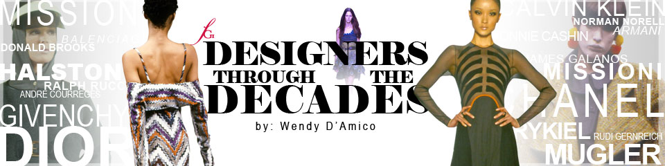 Designers through the Decades